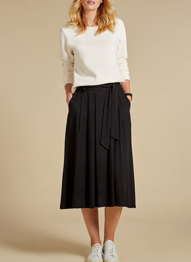 Monique Pleated Skirt
