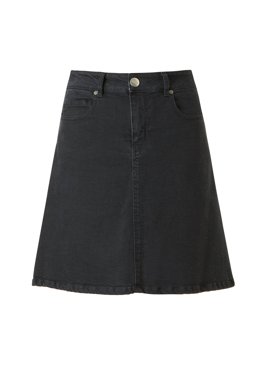 Lara Denim Skirt