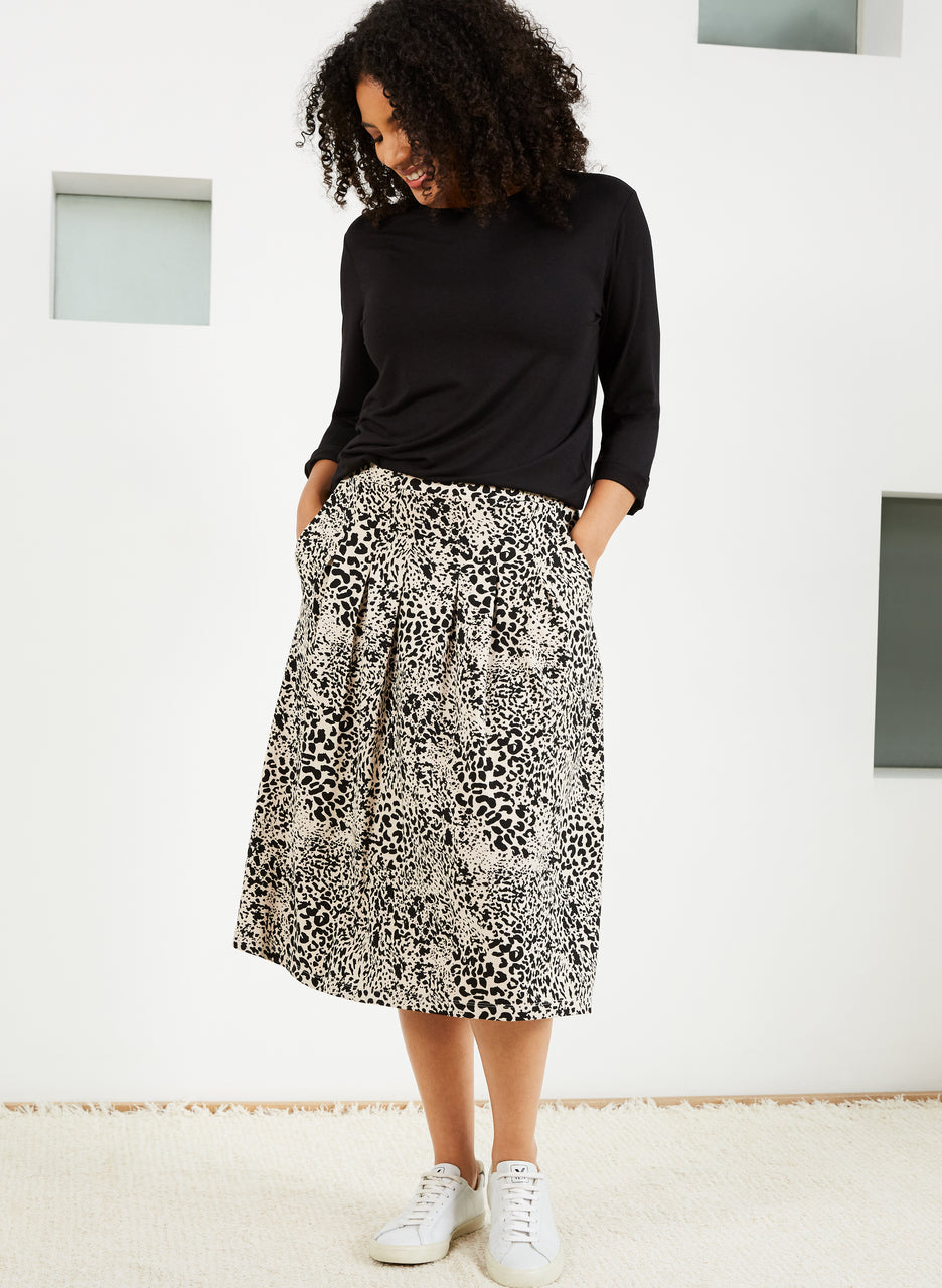 Juliana Ecovero™ Skirt
