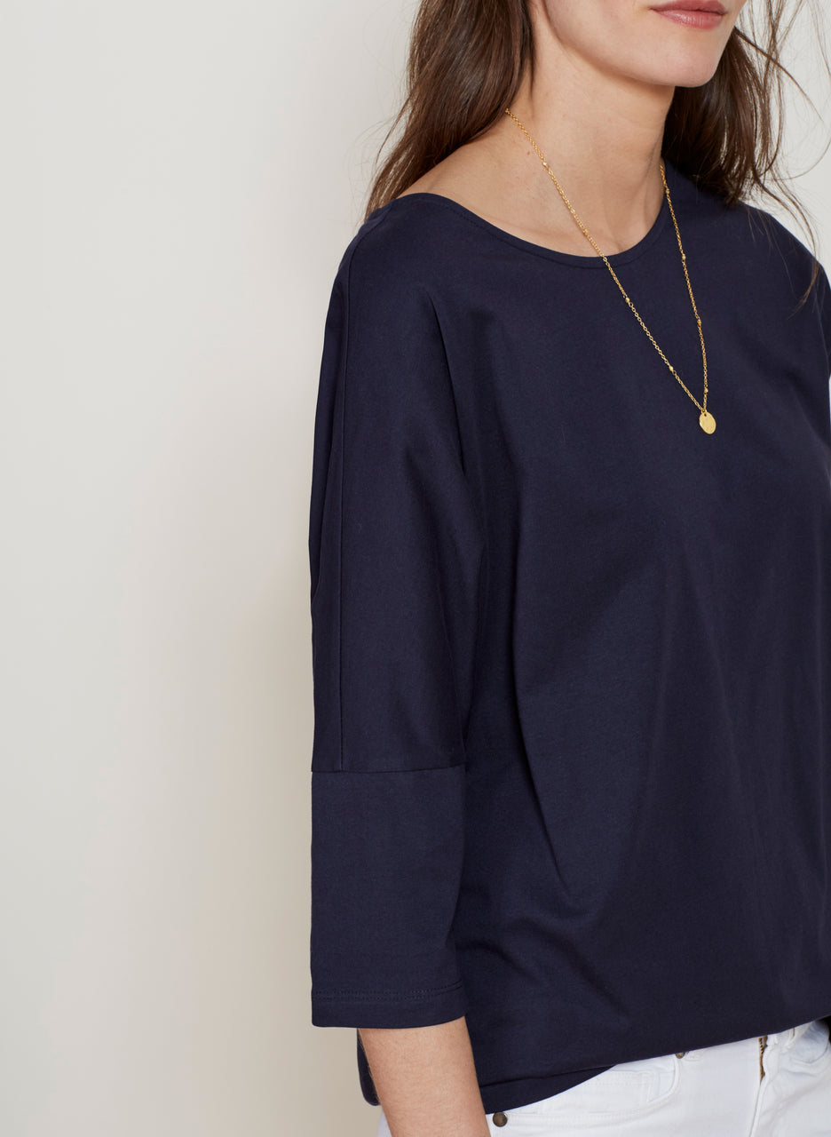 Kendra Relaxed Top