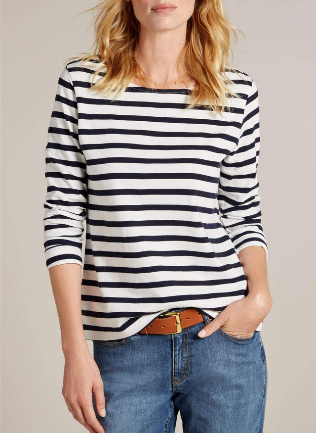 Callie Striped Top