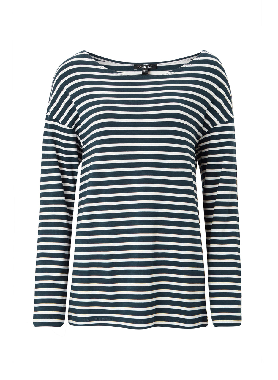 Remi Striped Top