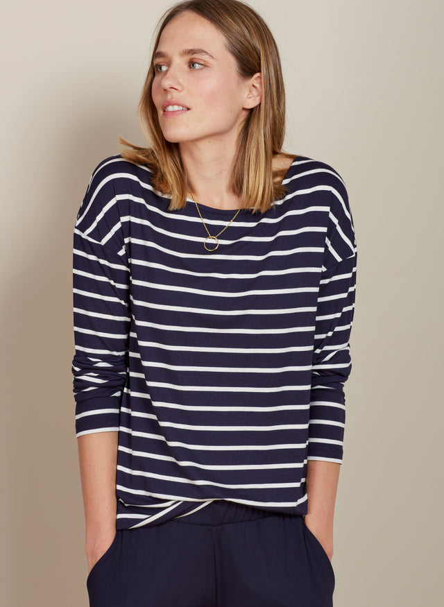 Livia Relaxed Top