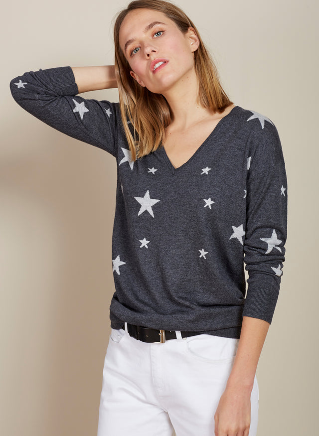 Loxley Intarsia Jumper