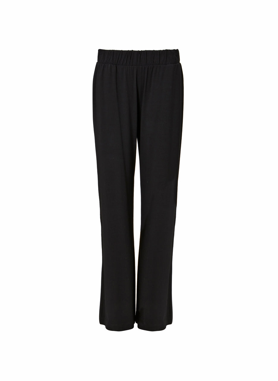 Palazzo Wide Leg Trousers with LENZING™ ECOVERO™