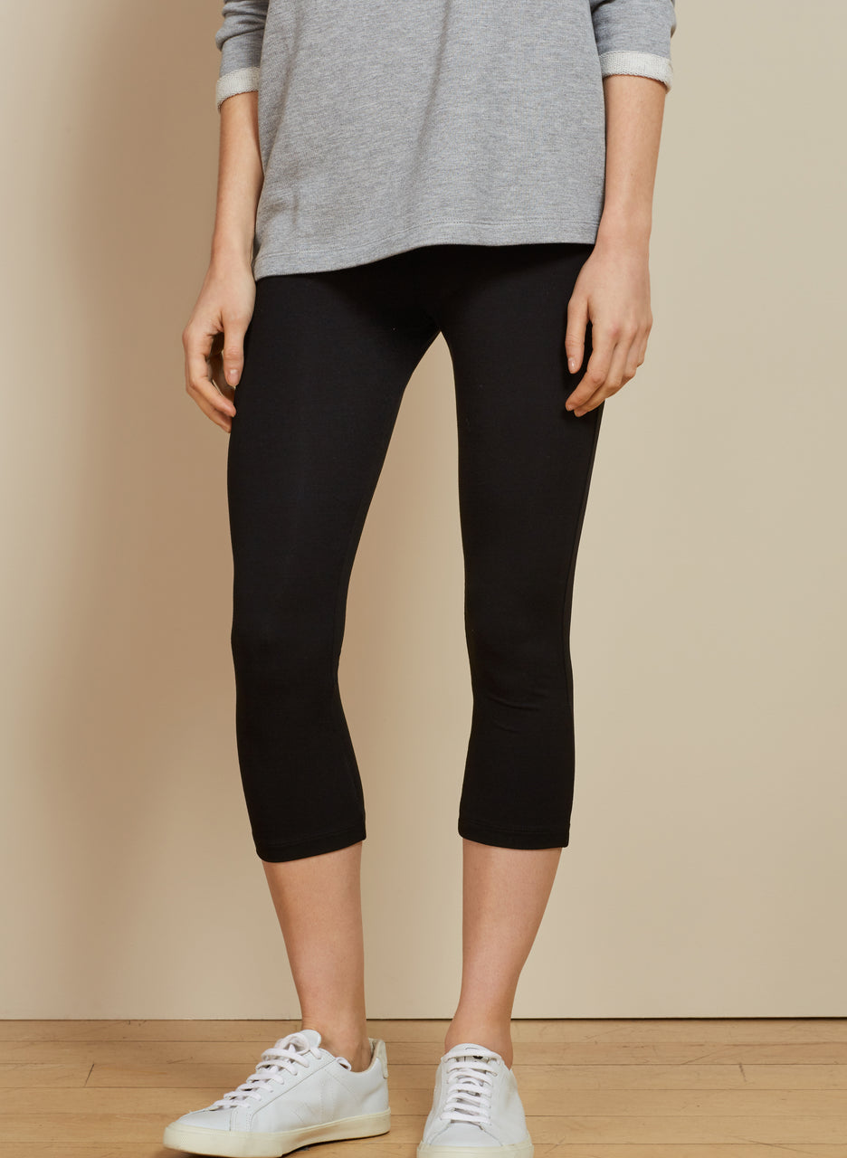 The Cropped Legging
