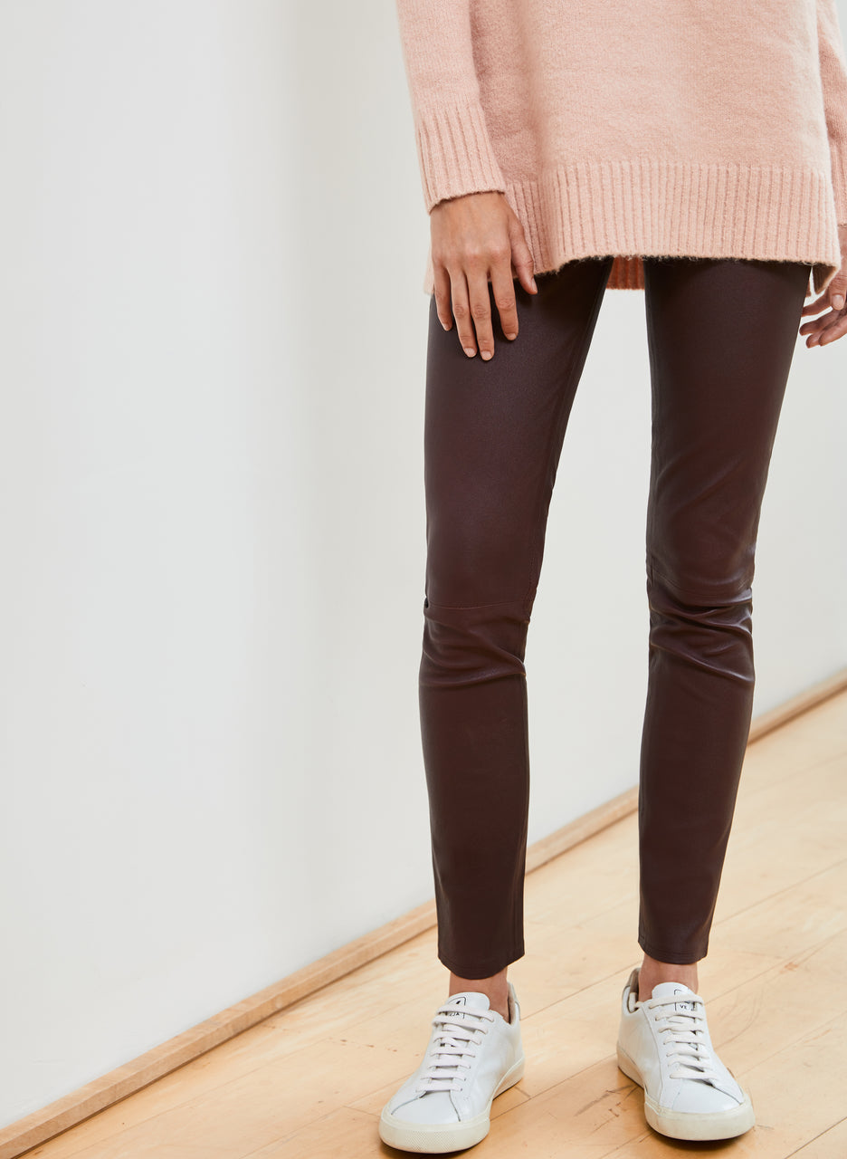 Liv Leather Leggings