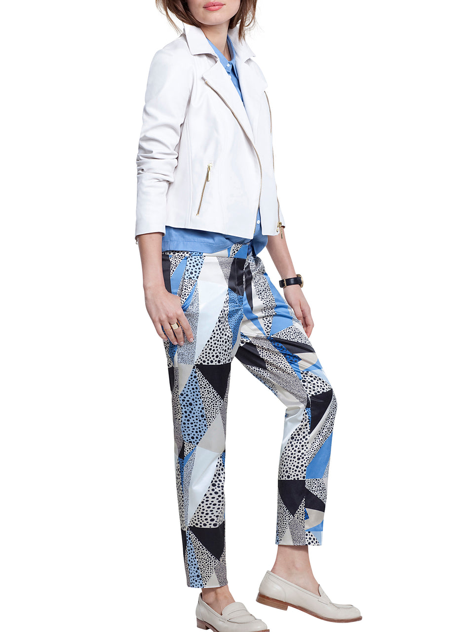 Abberton Limited Print Trousers