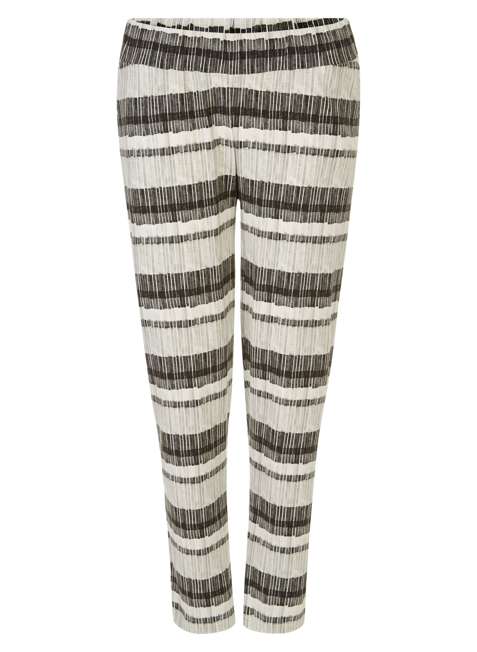 Norwood Print Trousers