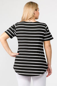 Plus Size Sure Thing Top
