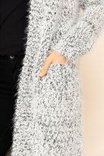 Load image into Gallery viewer, Let's Get Toasty Sweater Cardigan - Plus Size