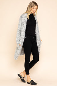 Let's Get Toasty Sweater Cardigan - Plus Size