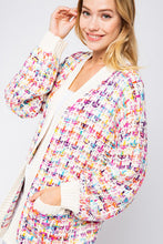 Load image into Gallery viewer, Radiate Positivity Cardigan