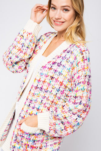 Radiate Positivity Cardigan