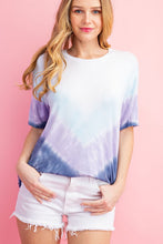 Load image into Gallery viewer, Brandy Tie Dye Top