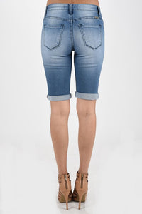 KanCan Light Burmuda Shorts