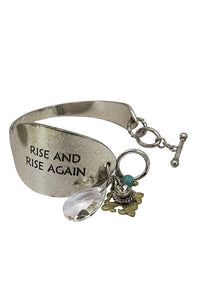 Rise and Rise Again Bracelet
