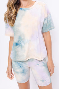 Searching For Sunshine Tie Dye Top