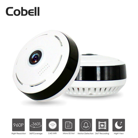 Security Wireless Home Camera