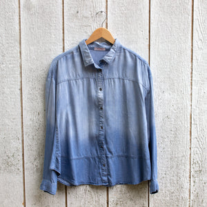 glory days denim button down