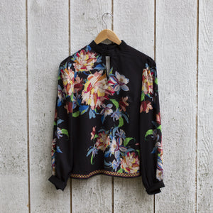 roma floral top