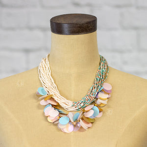 big top layered necklace
