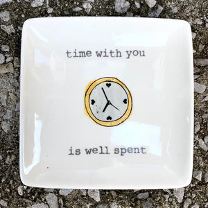 """time with you is well spent"" catch-all"