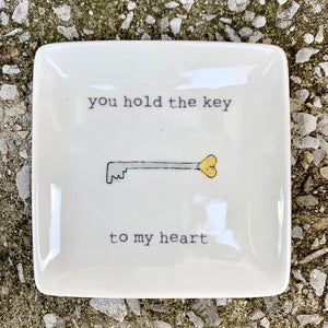 """you hold the key to my heart"" catch-all"