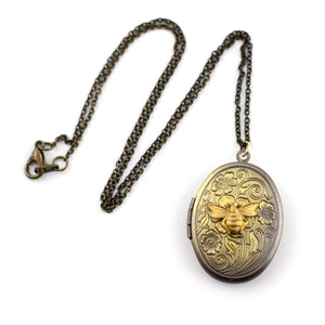 to bee with you locket