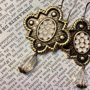 mission window earrings