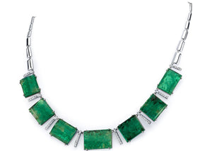 Atocha Art Deco Choker Necklace