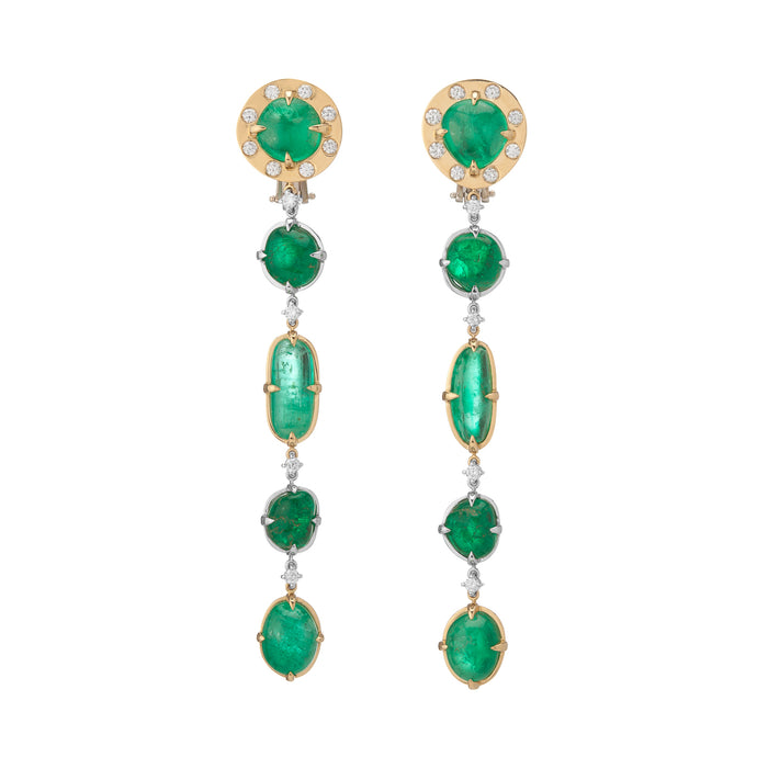 Muisca Earrings