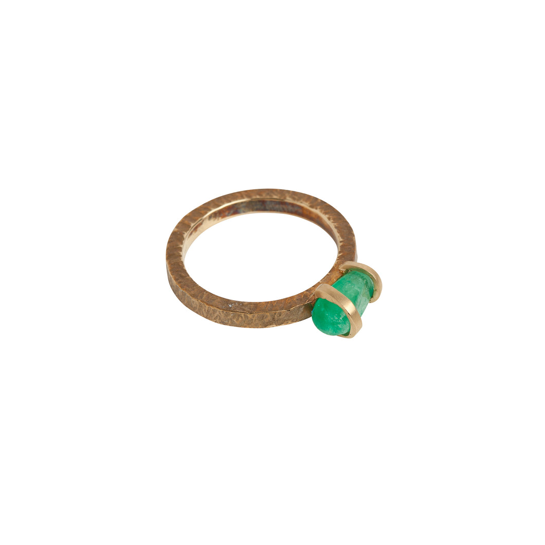 Chakana Yellow Gold Ring