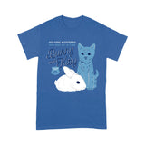 Kitty And Bunny T Shirt Funny