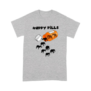 Happy Pills Elephant T Shirt