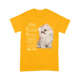 Always Be By Your Side Persian Cat T Shirt Funny