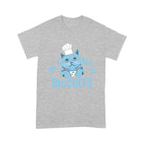 Cat And Baking T Shirt Funny