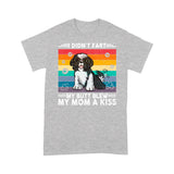 Shih Tzu My Butt Blew My Mom A Kiss T shirt