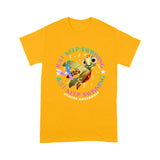 Squirt Turtle Suicide Awareness T Shirt