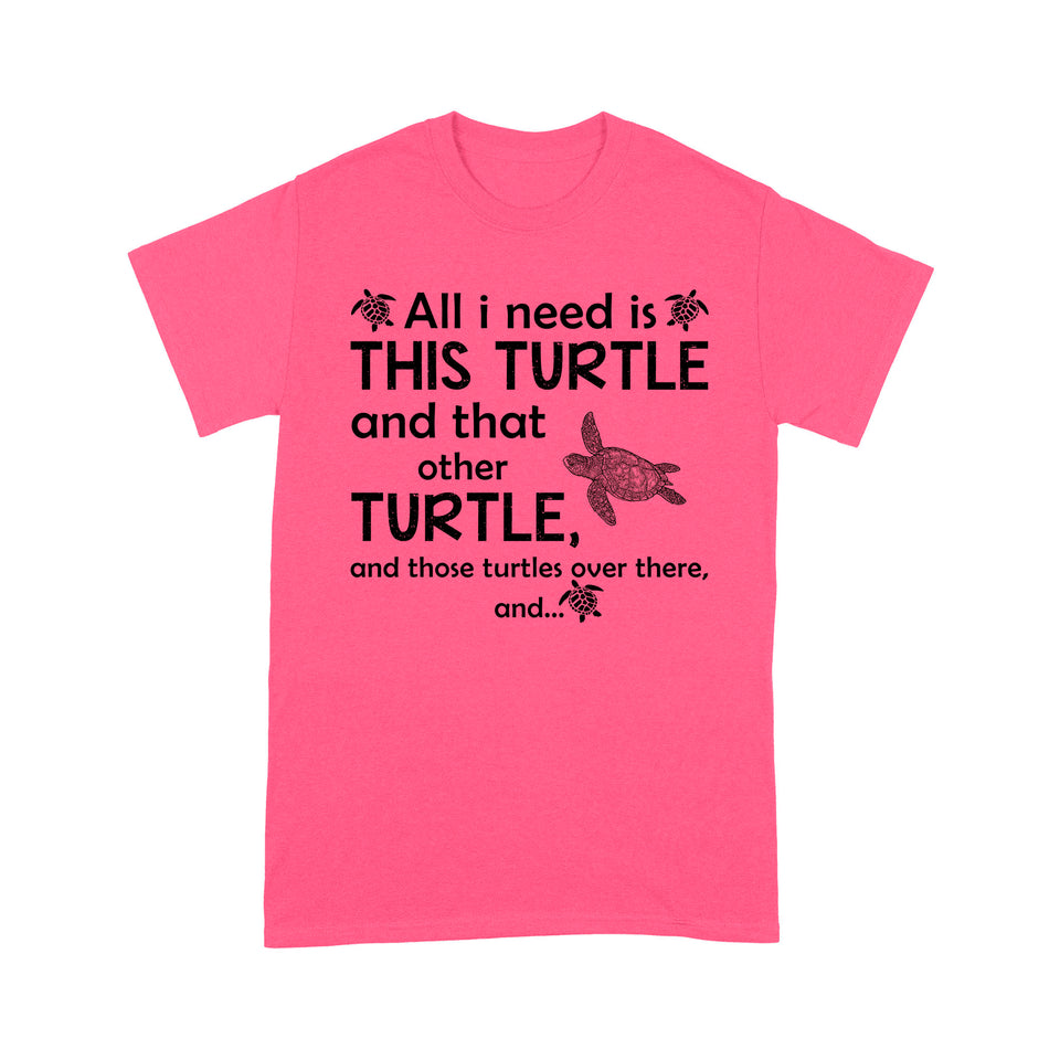 Turtle T Shirt Funny