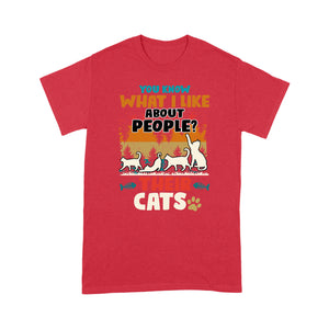 Their Cats T Shirt Funny