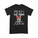 Savannah Cat Mom T Shirt Funny