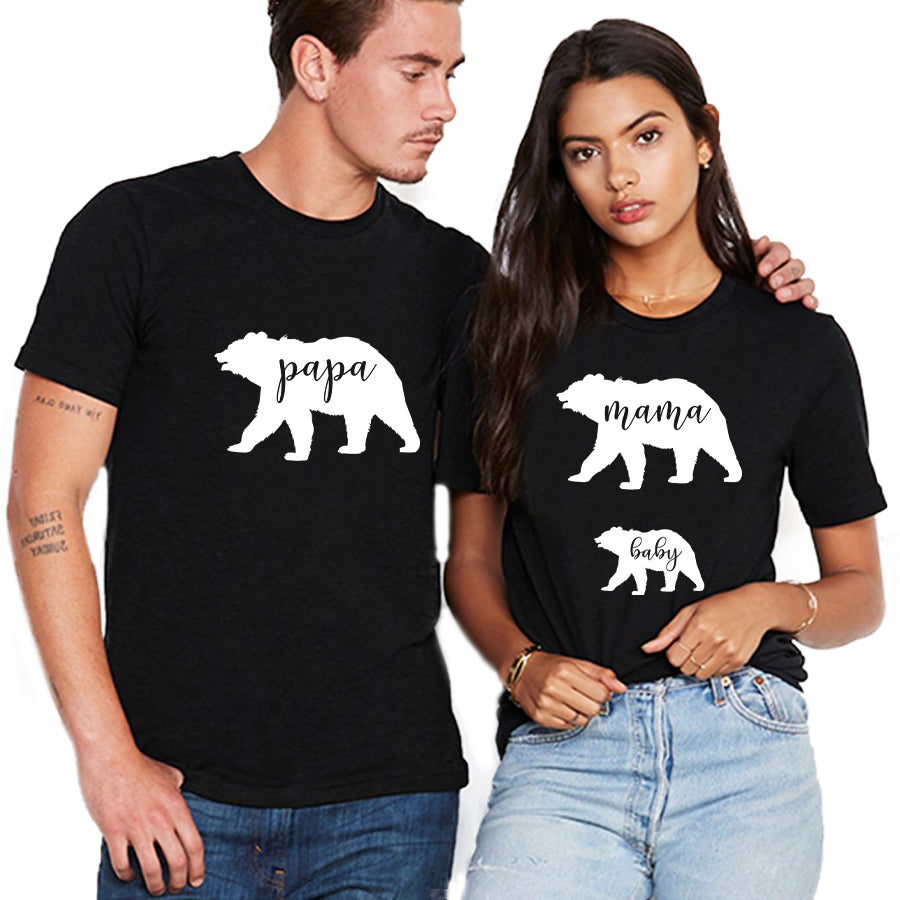 Bear Family T Shirt
