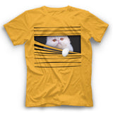 3D Persian Cat T Shirt Funny