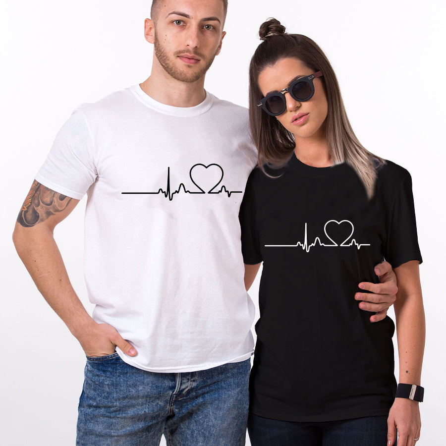 Valentines Matching Couple T shirt