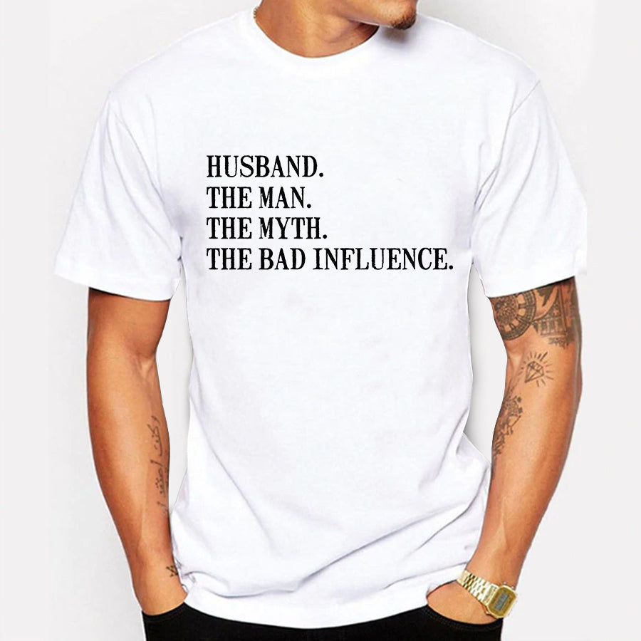 Valentines Husband T shirt