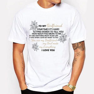 Valentine Love You Sometimes T shirt