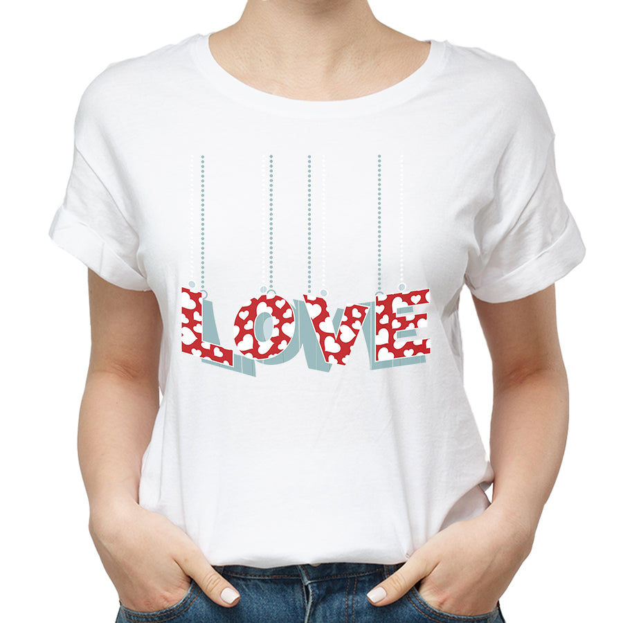 Valentine My Love T shirt