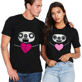 Valentine My Heart Couple T shirt