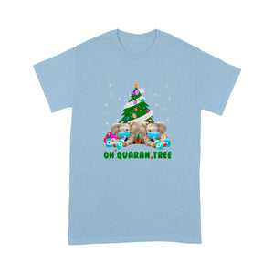 Oh Quaran Tree Elephant T Shirt